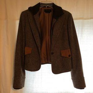 BCBG Max Azria tweed jacket